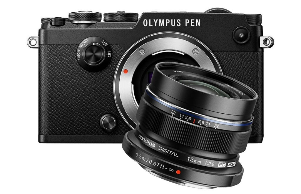 olympus mzuiko digital ed 12mm f2 lens adorama price 1718 with its 20mb four thirds sensor customizable in camera color settings classic array of