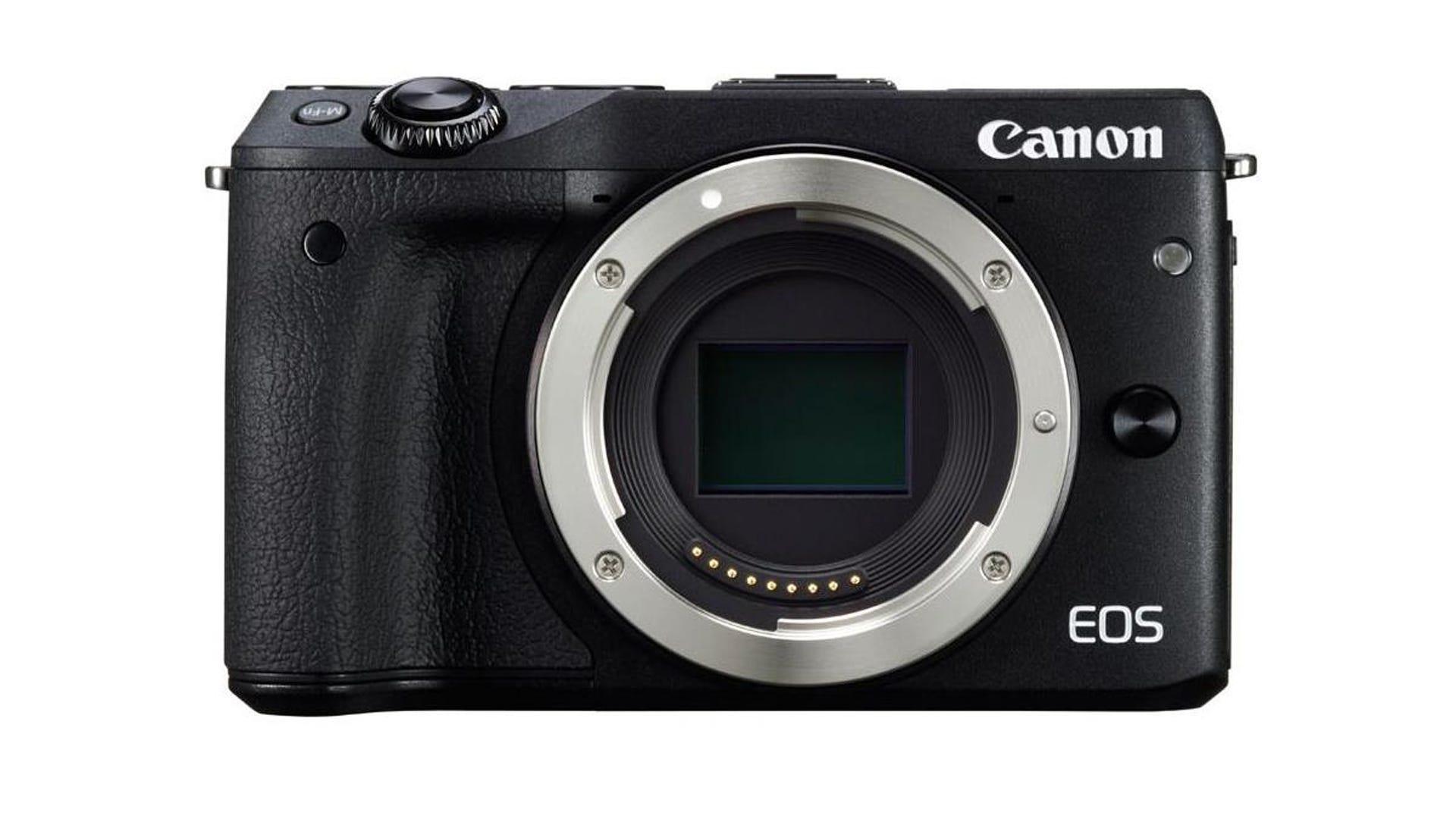 Canon EOS M3 Gets Major Makeover