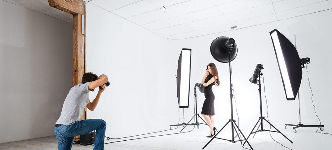Continuous or strobe lighting expert photography blogs for Product design studio