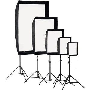 Softboxes Containing Directing And Diffusing Light Alc
