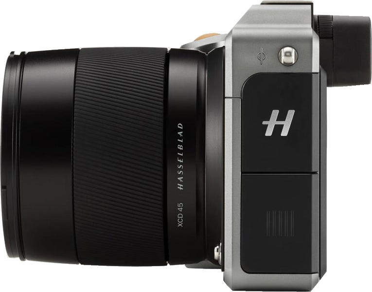 First Look: Hasselblad X1D World's Smallest Medium Format ...