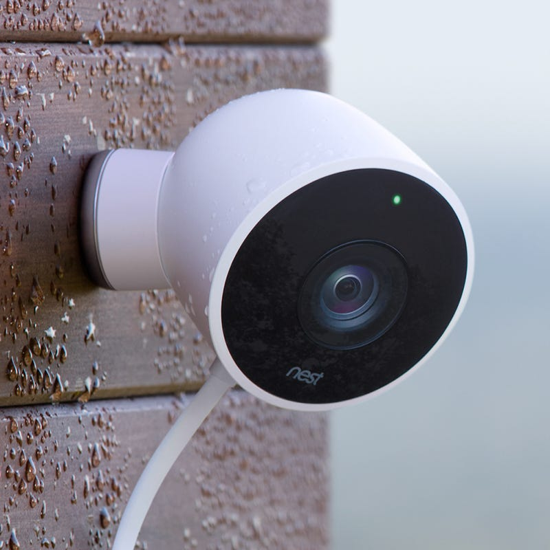 Home Security Camera System Indoor