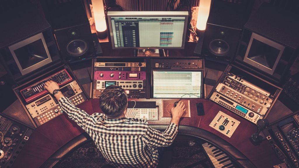 Image result for recording studio