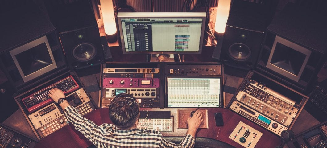 Seven Tips To Make Your Recording Studio Computer Run Faster