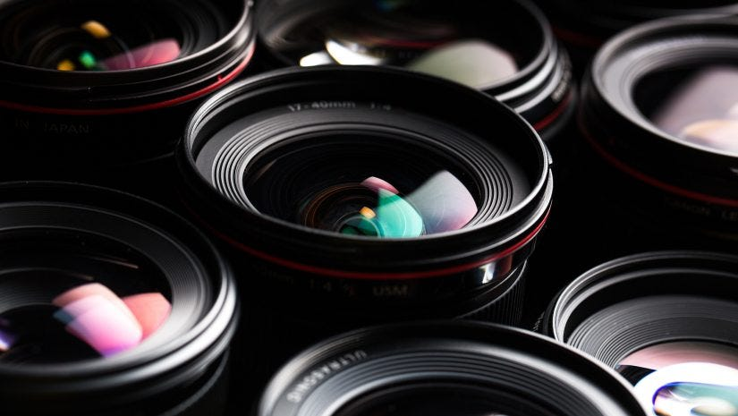 Lenses Shutterstock High Value For Up And Coming Photographers