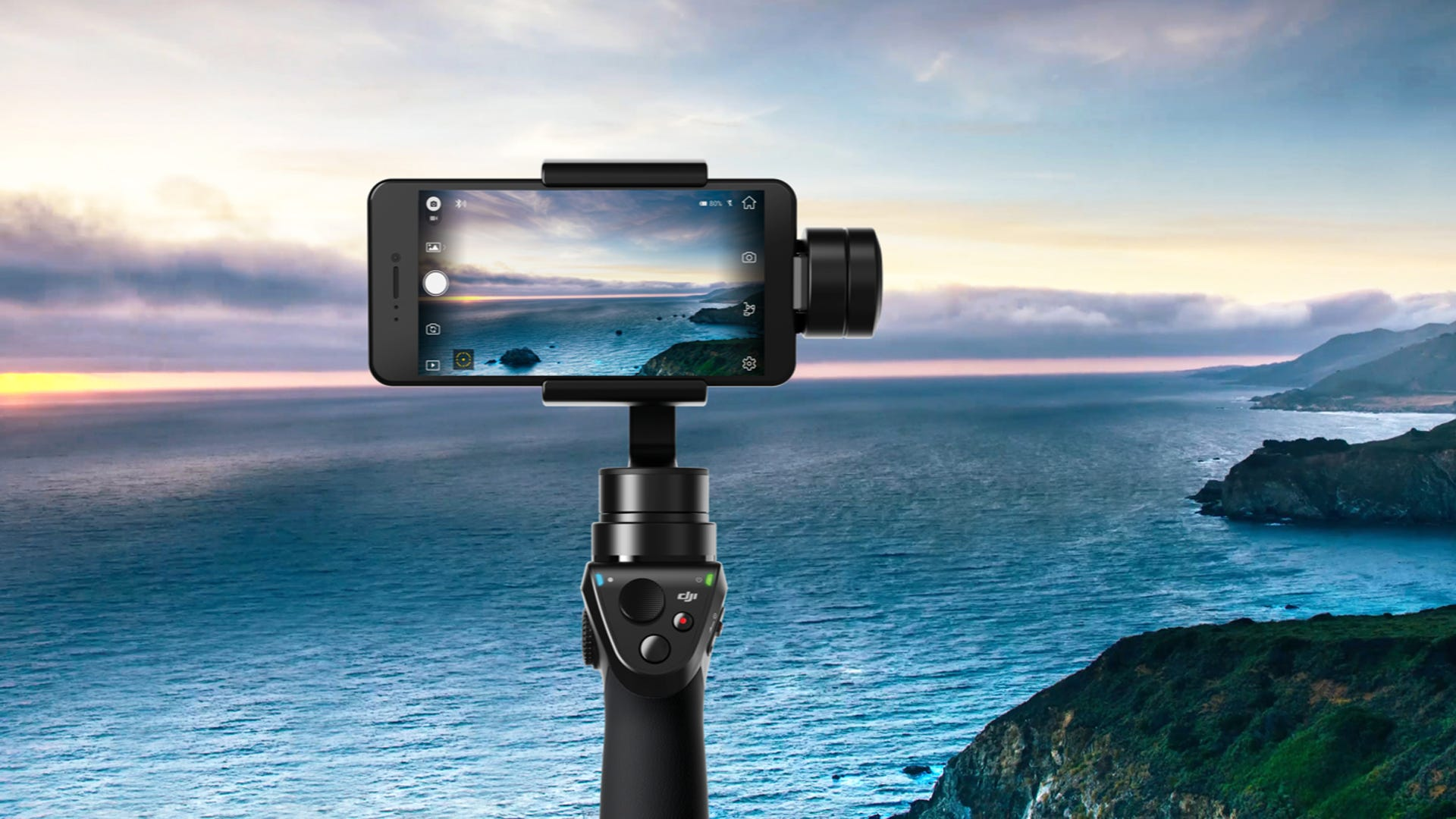 DJI's Osmo Mobile and Osmo+: Handheld Stabilization for your