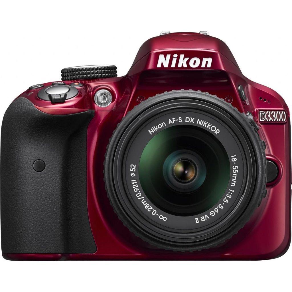 Nikon D3300 best entry level dslr for video