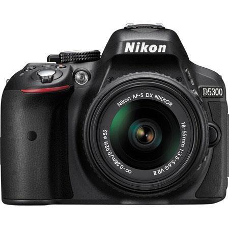 Nikon D5300 best entry level dslr for video