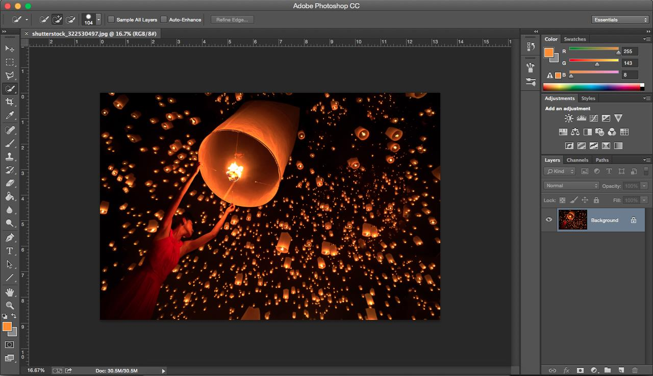 how to add bokeh to an image in photoshop adorama learning center