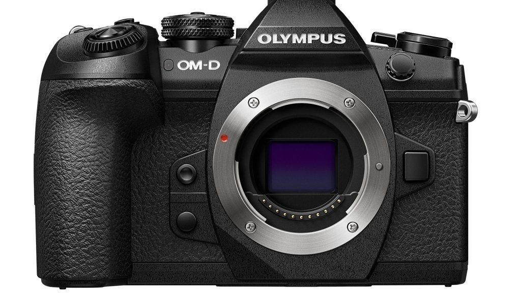 Olympus OM-D E-M1 Mark II Flagship Mirrorless Camera, New