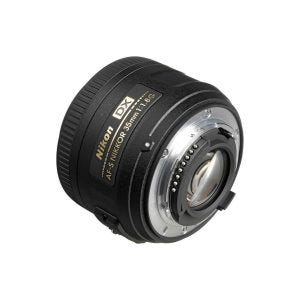 Nikon 35mm f/1.8G AF-S DX best camera lenses