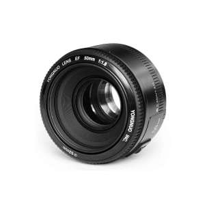 Yongnuo 50mm f/1.8 best camera lenses