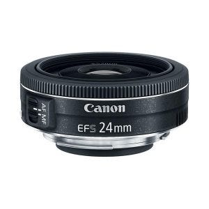 Canon EF-S 24mm f/2.8 STM best camera lenses