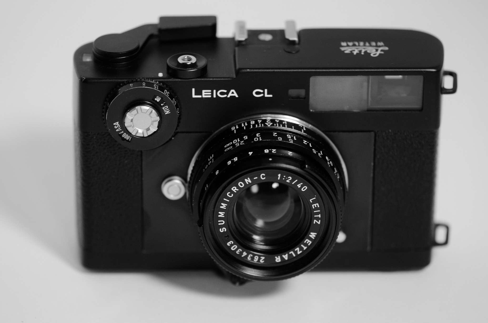 miglior fotocamera Leica Leica CL