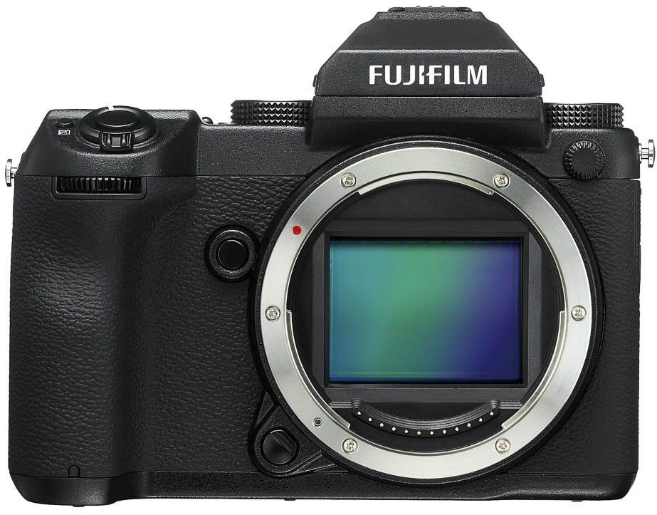 Fufifilm Today Announced Its First Medium Format Mirrorless Digital Camera The Fujifilm GFX 50S Featuring A 438x329mm 514MP CMOS Sensor Company