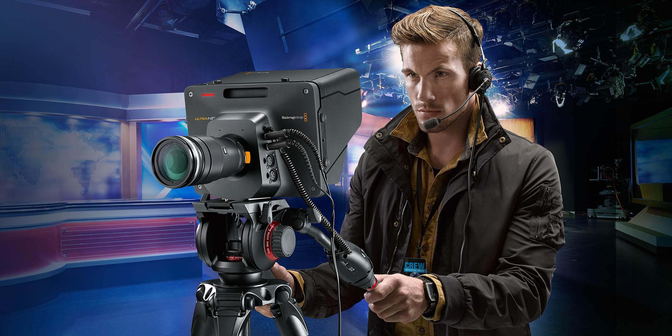 Blackmagic Design Atem Television Studio Hd Live