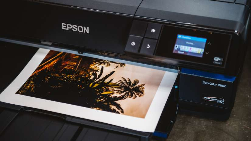 Hands-On Review: Epson SureColor P800 UltraChrome HD Photo Printer