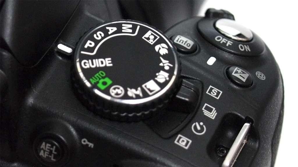 the nikon guide mode guiding you toward the perfect shot adorama rh adorama com using manual mode on nikon d3100 using manual mode on nikon d5100