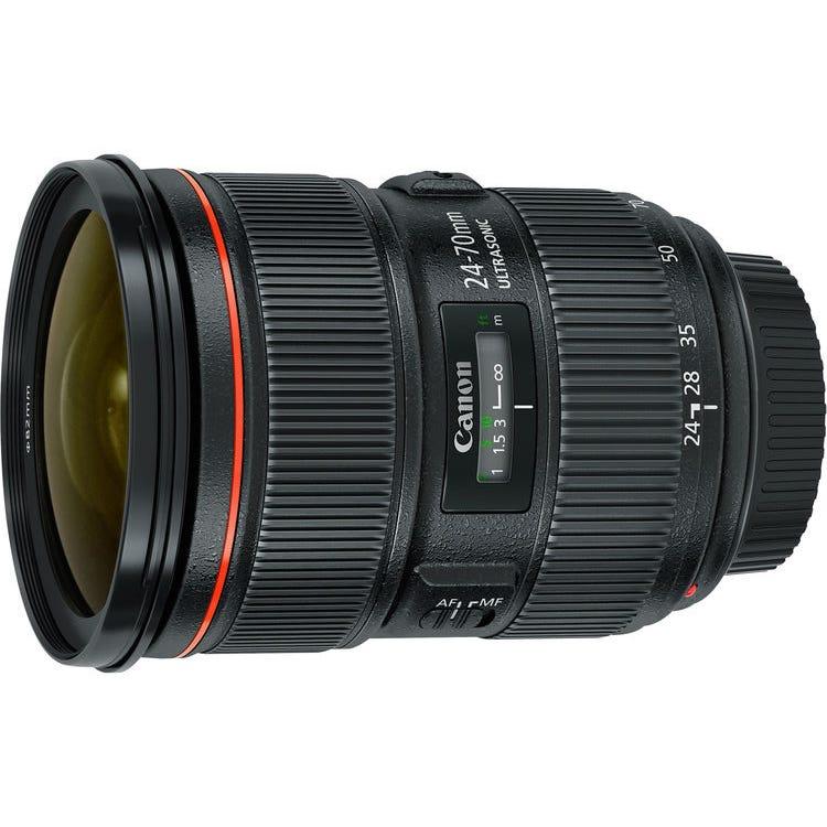 Canon EF 24 70mm F 28L II USM Zoom Lens