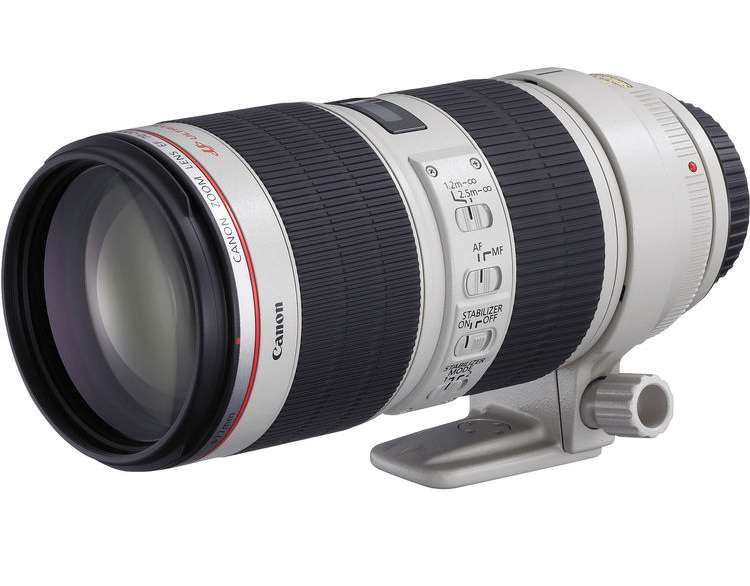 Canon Ef 70 200mm F 2 8l Is Ii Usm Lens