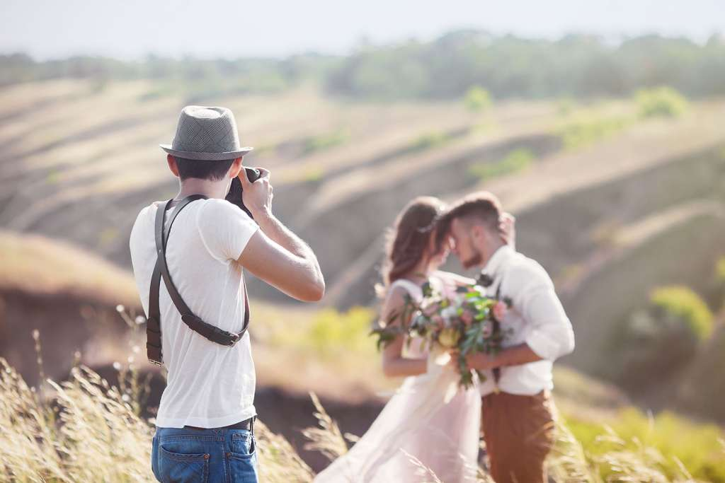 Selecting an Experienced Wedding Photographer
