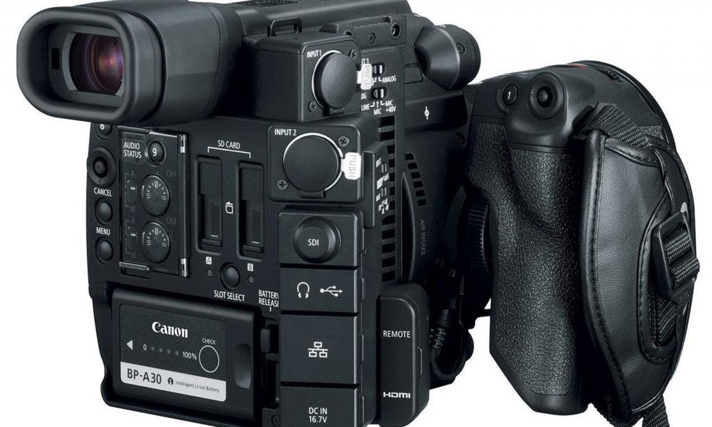 Canon C200 4K Cinema Camera Targets Mid-Range Video Pros