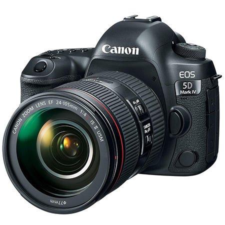 Types of Cameras DSLR