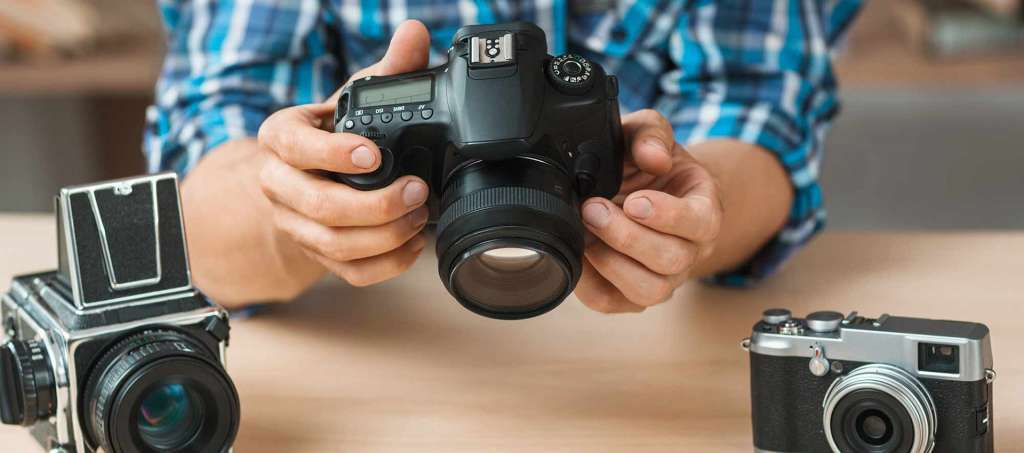What are the Different Types of Cameras Used for Photography?