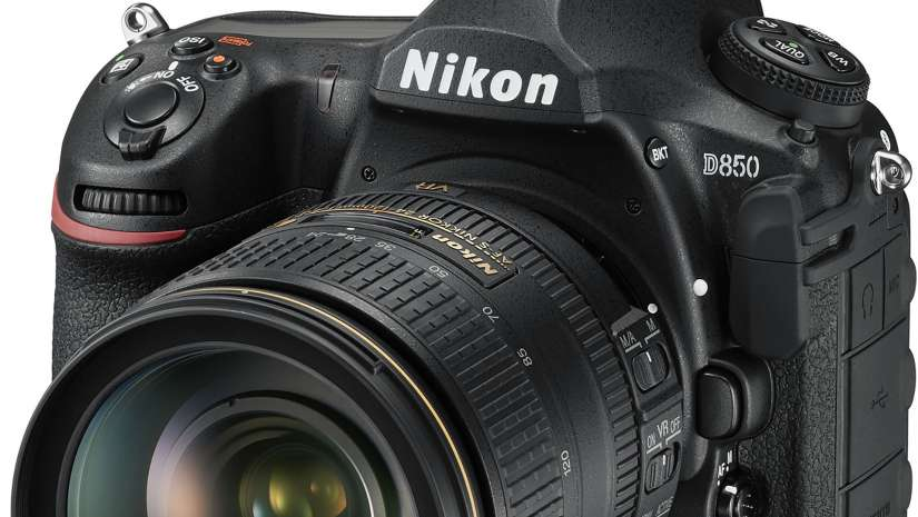 Nikon D850 Pro DSLR Rivals Medium Format Quality, Adds 4K Video