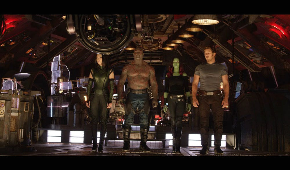Guardians of the galaxy vol 2 behind the scenes - Guardians of the galaxy 2 8k ...