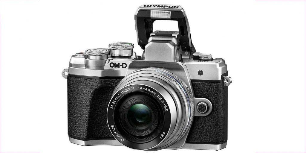 New Olympus E-M10 Mark III: High-Quality Still Photos, 4K