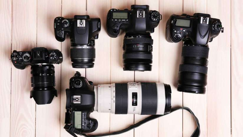 how to sell or trade your used camera equipment adorama learning center. Black Bedroom Furniture Sets. Home Design Ideas