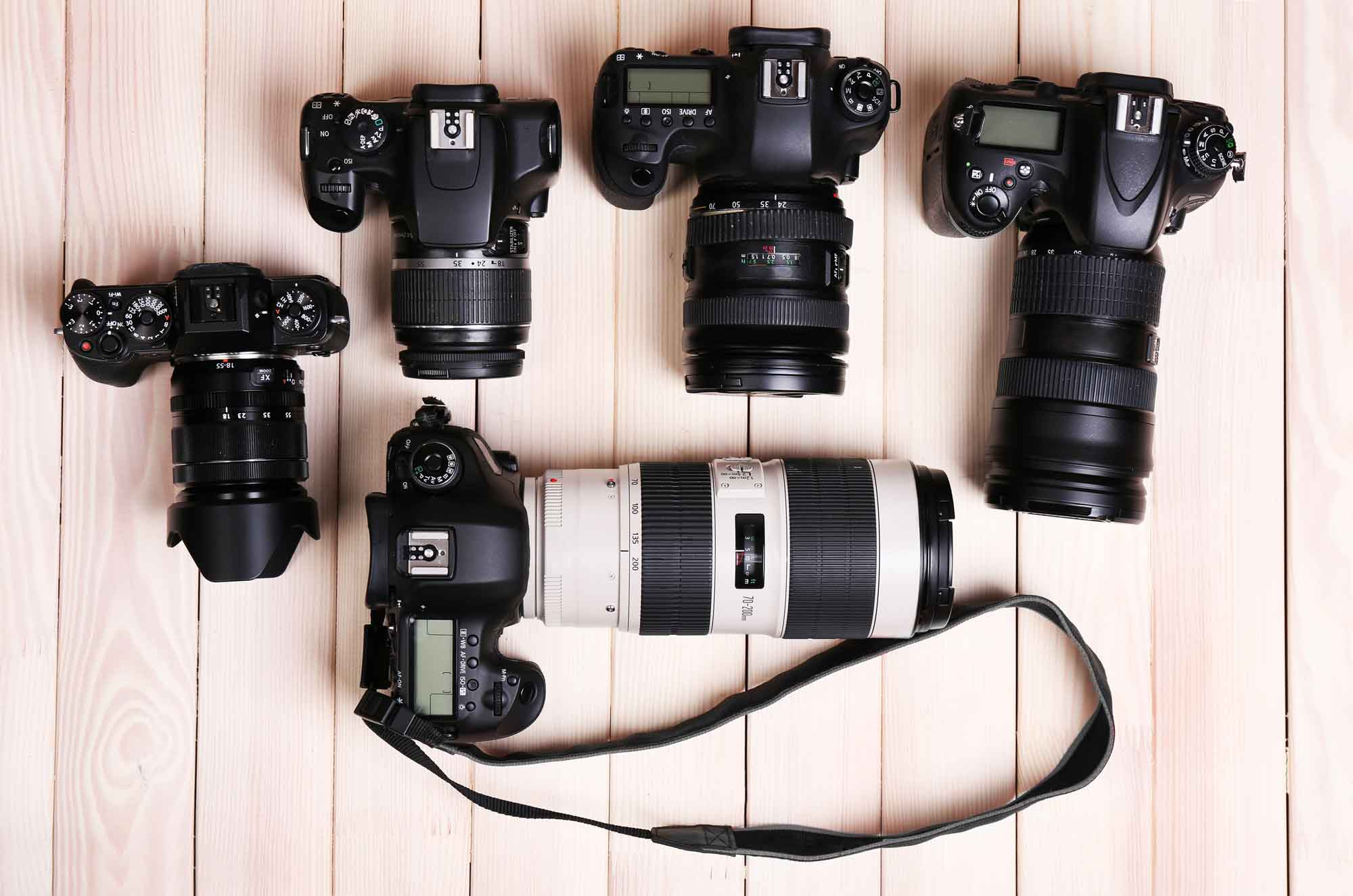 How to Sell or Trade Your Used Camera Equipment - ALC