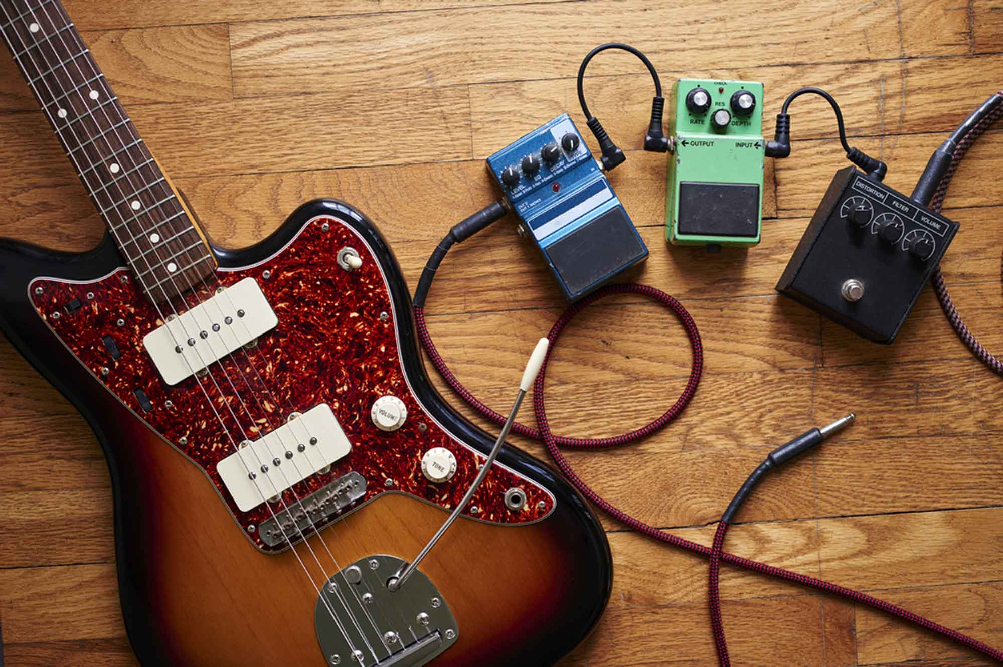 Guitar Pedals And : 15 essential guitar effects pedals adorama learning center ~ Vivirlamusica.com Haus und Dekorationen
