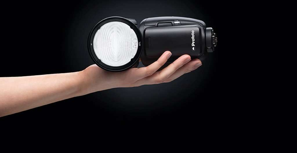Profoto A1 Studio Lighting In The Palm Of Your Hand