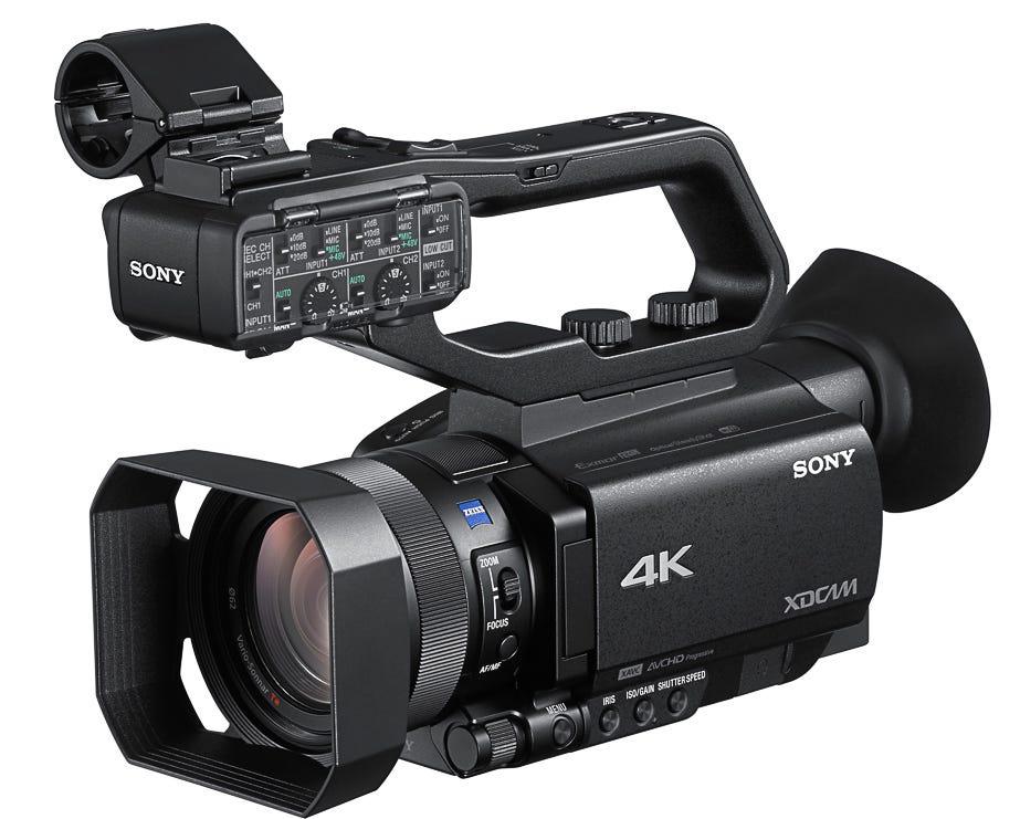 video sony handycam