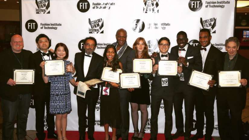 Chelsea Film Festival winners