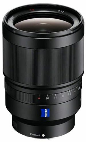 Sony Carl Zeiss Distagon 35mm Wide-Angle Lens