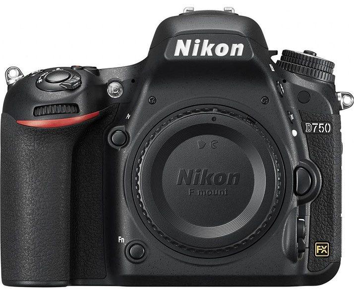 Nikon D750 DSLR Manual Camera