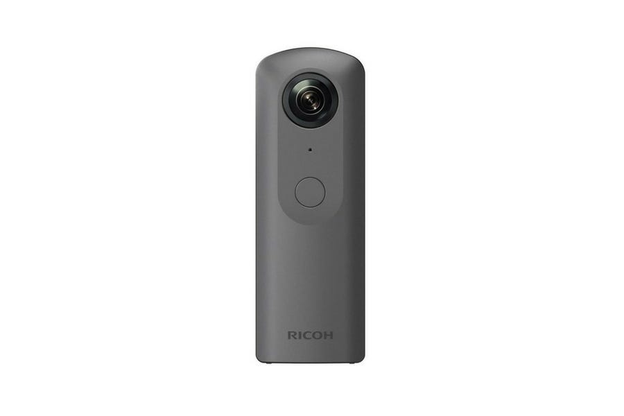 Ricoh Theta V 360 Degree Spherical Panorama Camera, Black 910725
