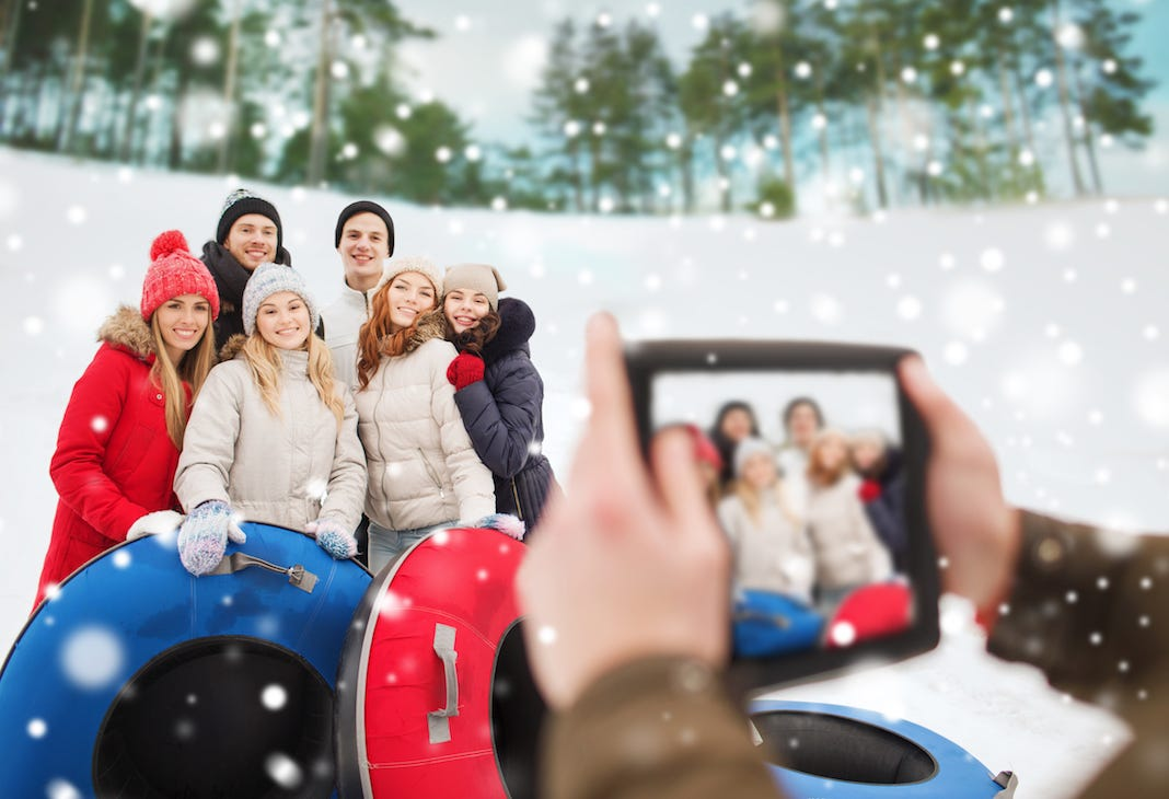 Creative Ideas For Your Family Holiday Card