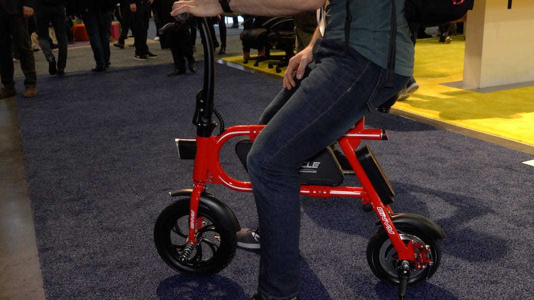 Ces 2018 The Cars Amp Vehicle Technology That Stole The