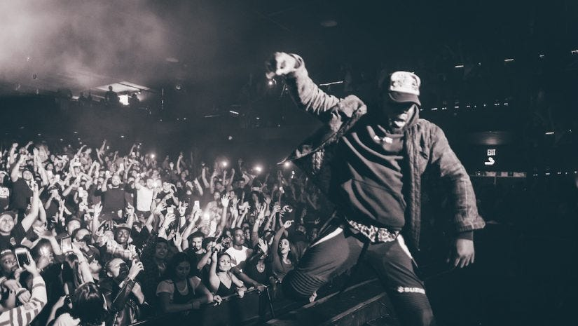 How DJ Andre Power Found His Passion, Co-Founded Soulection & Pushed