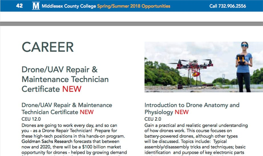 Drones are Creating Entirely New Careers...And College Courses ...