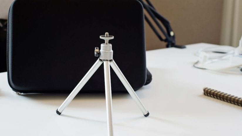 8 Great Tabletop Tripods