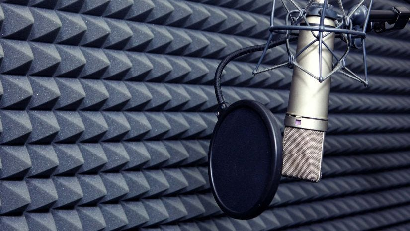 How To Soundproof A Room For Audio Recording Alc
