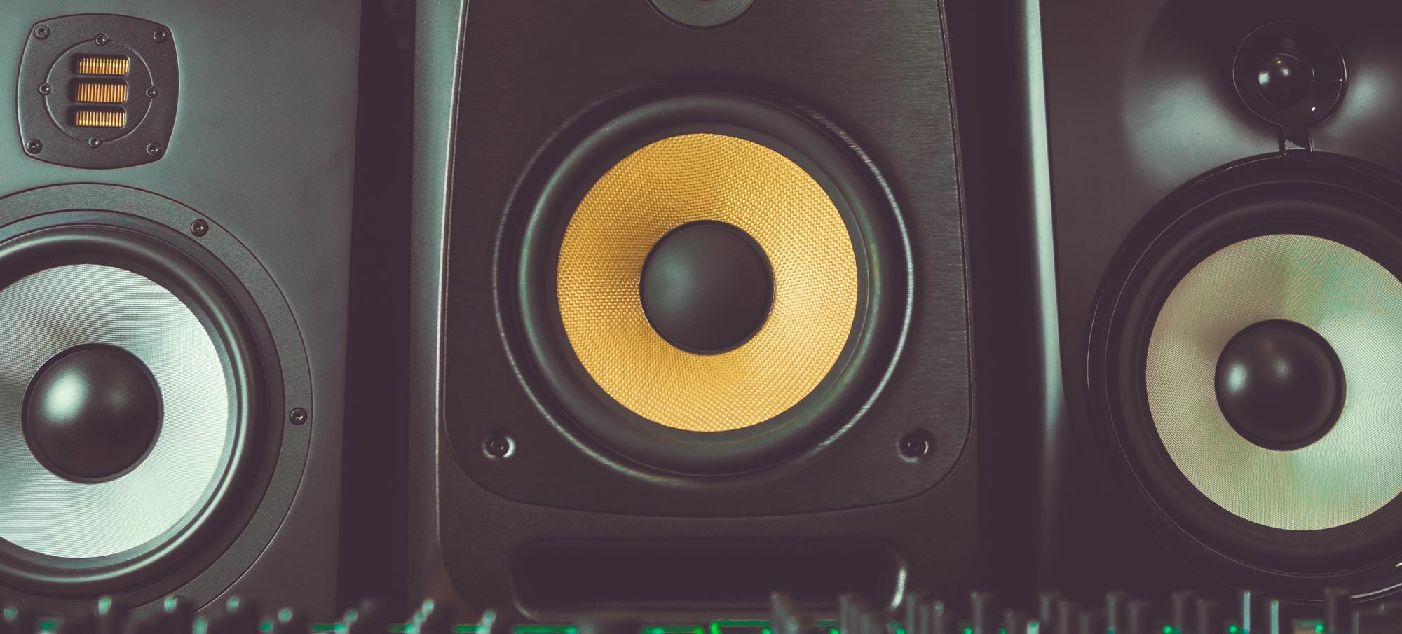 The Best Budget Studio Monitors Adorama Learning Center Loudspeaker Protection With Soft Start Multiple