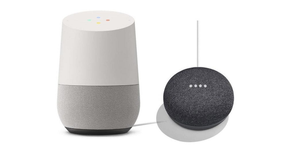 Here's What You Need to Know About the Google Home & Google