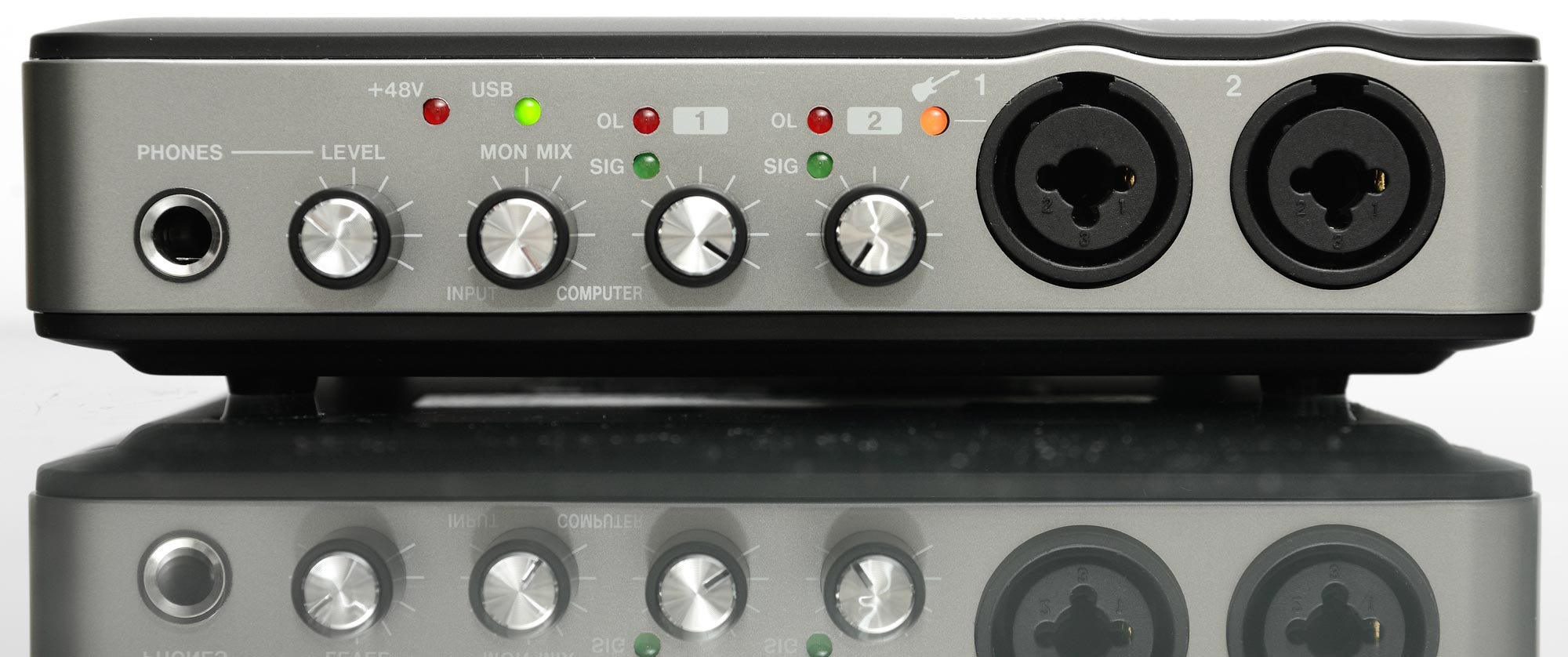 Best Audio Interfaces For Recording Adorama Learning Center The Preamplifier With Dual