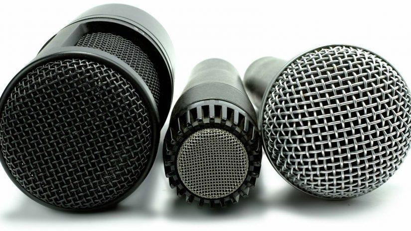 dynamic vs condenser microphone adorama learning center. Black Bedroom Furniture Sets. Home Design Ideas